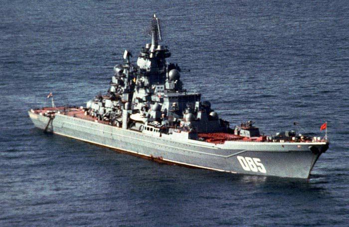 «Адмирал Нахимов» (атомный ракетный крейсер)