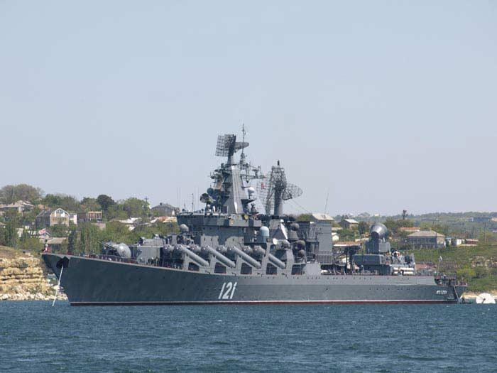 «Москва» (ракетный крейсер)