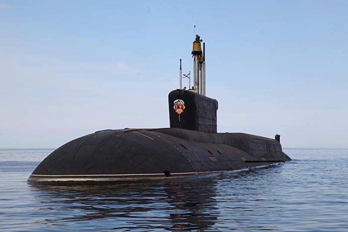 «Владимир Мономах» (атомная подводная лодка)