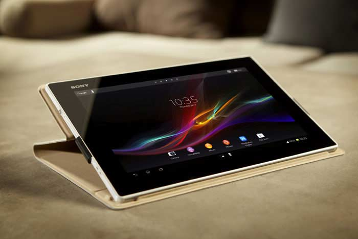 Планшет Xperia Z4 Tablet
