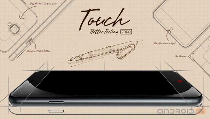 Смартфон TOUCH/ZP530 от ZOPO Mobile