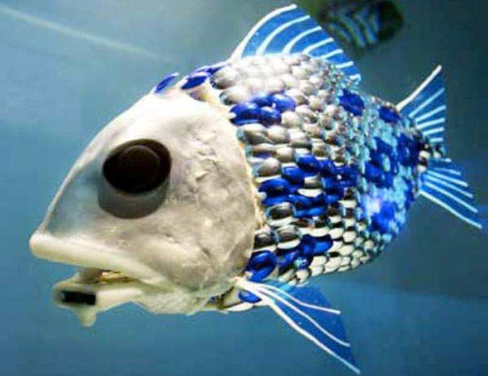 Робот-рыба