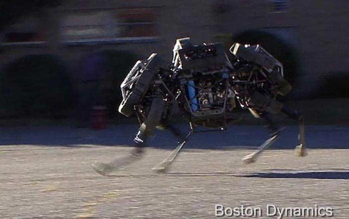 Робот-гепард