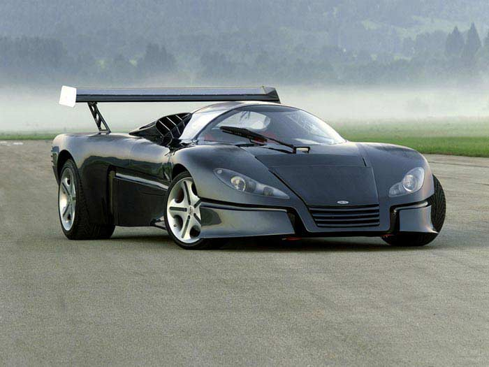 ТОП-10 автомобилей, выпущенных в единственном экземпляре