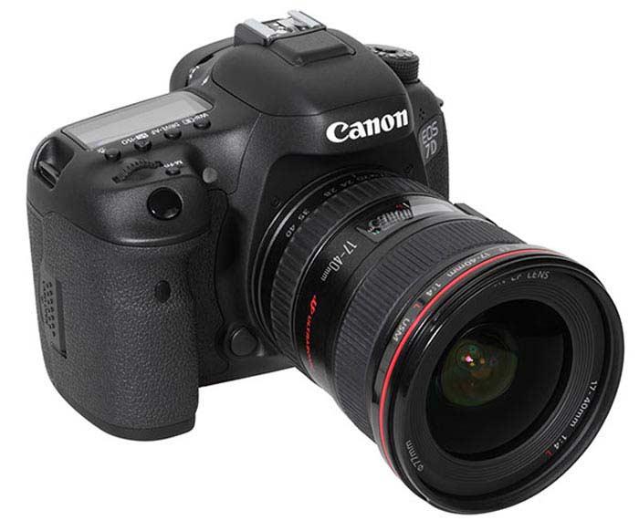 Фотоаппарат Canon EOS 7D Mark II
