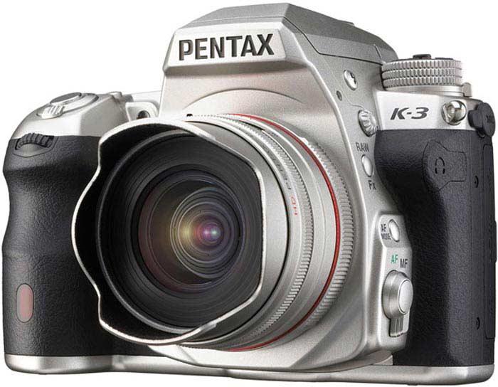Фотоаппарат Pentax K-3