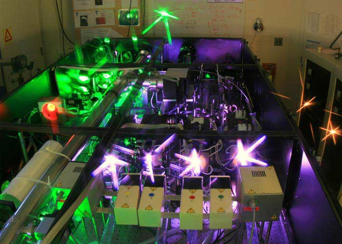 Самый мощный в мире лазер