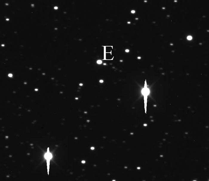 Астероид Европа