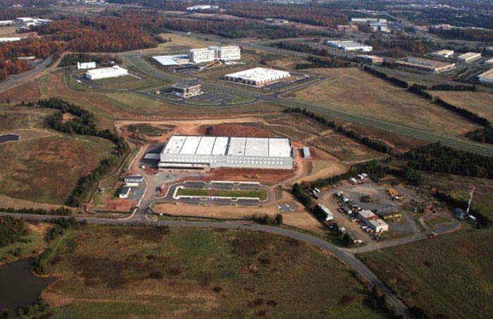 Hewlett-Packard (Великобритания, Биллингем)