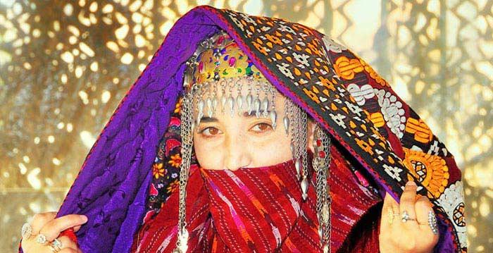 Шлем из теста (Туркменистан)