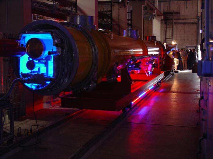 Новый класс элементарных частиц в БАК