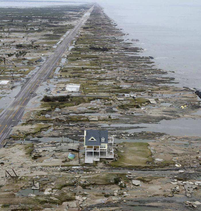 Ураган «Вильма»