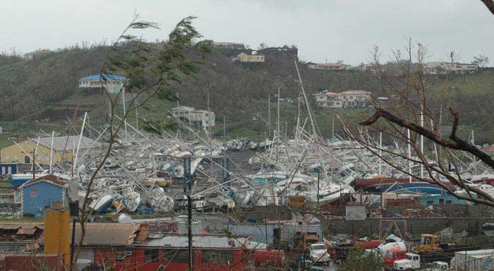 Ураган «Иван»