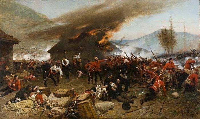 Сражение у Рорск-Дрифт (1879 год)