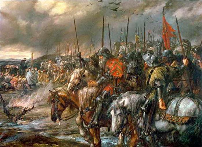 Битва при Азенкуре (1415)