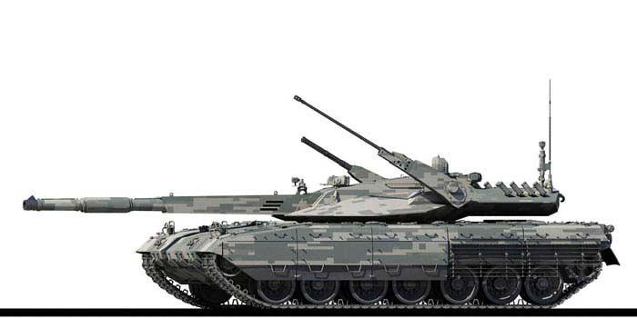Танк Т-14 «Армата» (РФ)