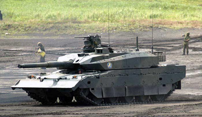 Танк Тип 10 (Япония)