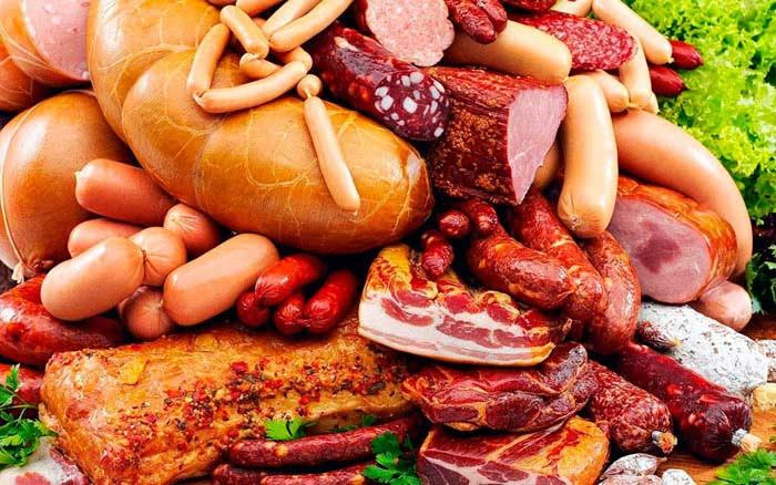 Связь колбасы и рака