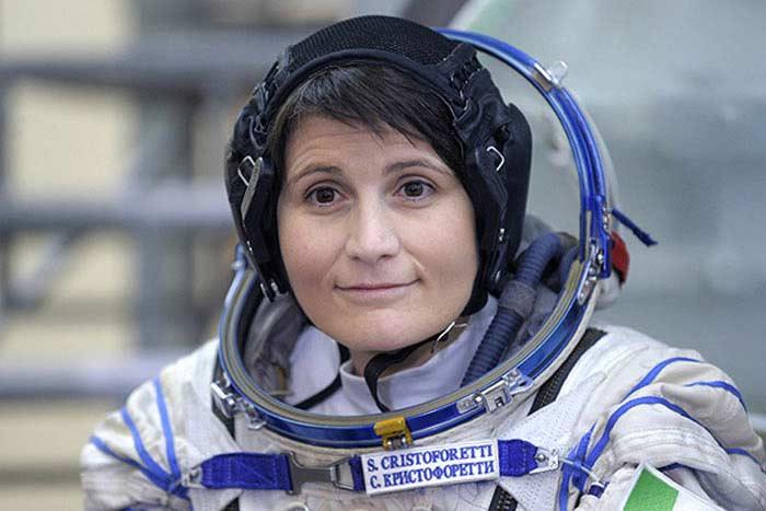Саманта Кристофоретти (Италия)