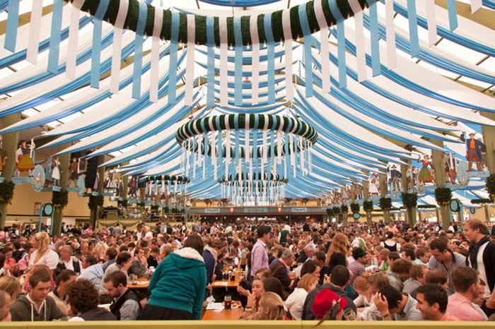 Берлинский фестиваль пива. Берлин, Германия