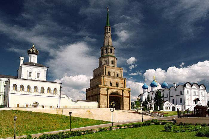Башня Сююмбике, Россия
