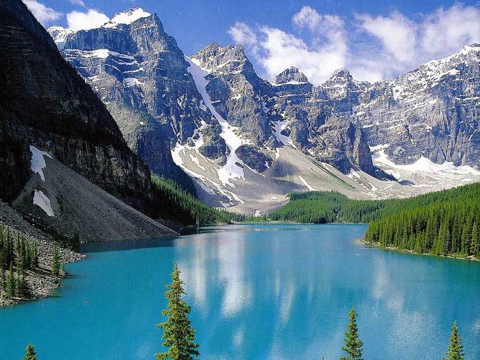 В Канаде больше озер, чем во всем остальном мире