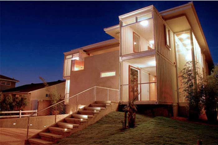 Redondo Beach Container House