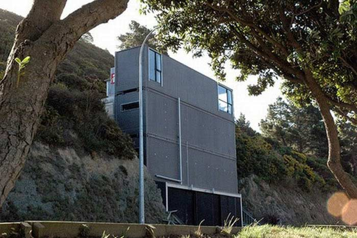Ross Stevens House