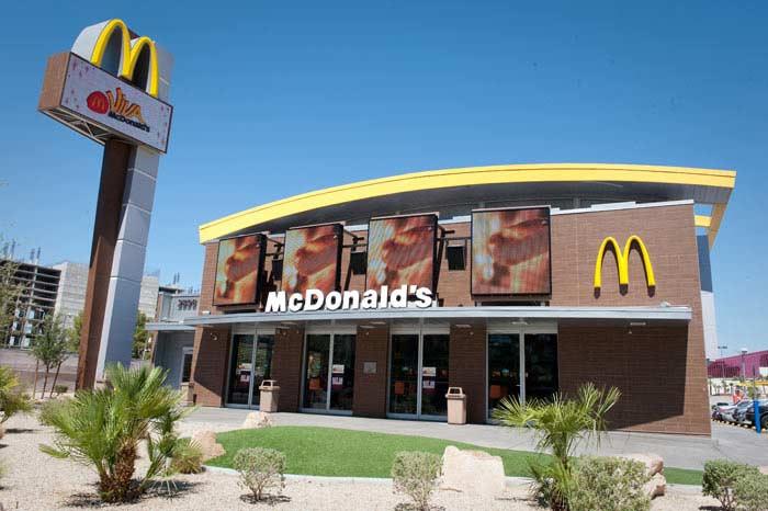 Viva McDonald's (Лас-Вегас, США)