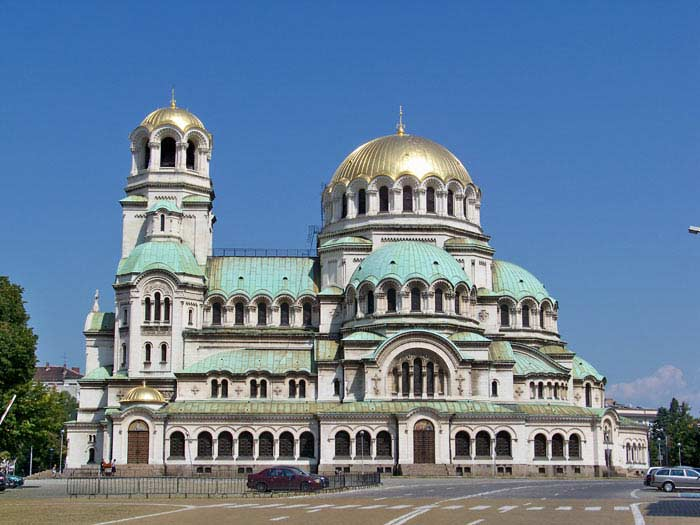 Болгарская православная церковь