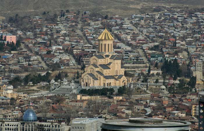 Грузинская православная церковь