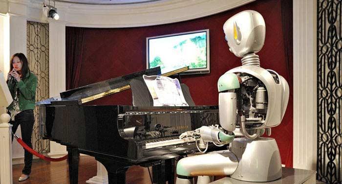 Искусственный интеллект и Музыка