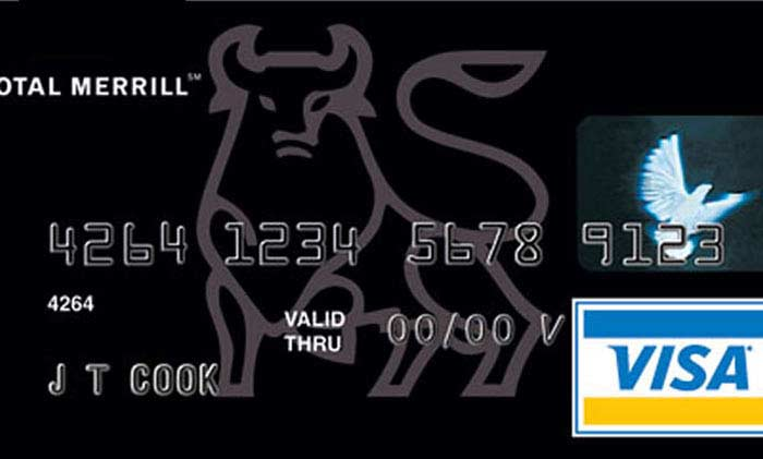 Merrill Accolades American Express Card