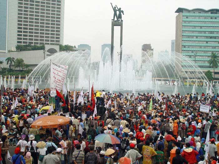 Индонезия, здесь проживают 257 миллионов человек