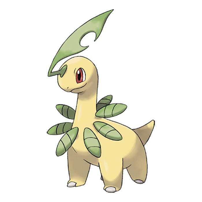 Покемоны травяного типа