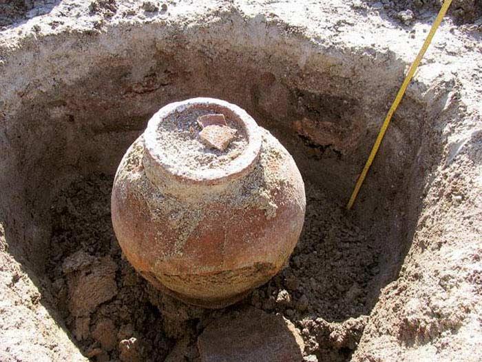 На дне Аральского моря найдены остатки древних поселений