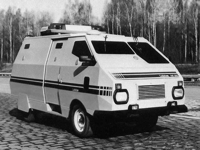 РАФ-2203, LABBE