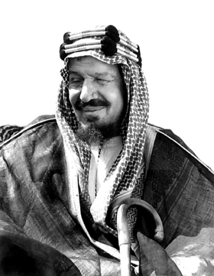 Абдель-Азиз ибн Сауд