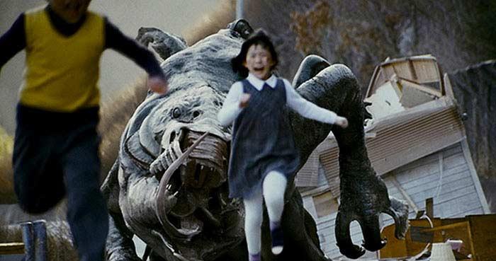 Вторжение динозавра (Южная Корея, 2006)