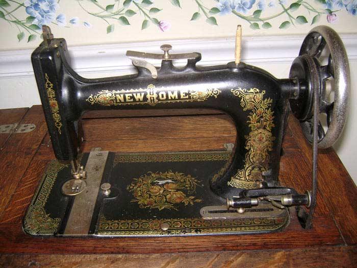 New Home: 27 моделей швейных машинок
