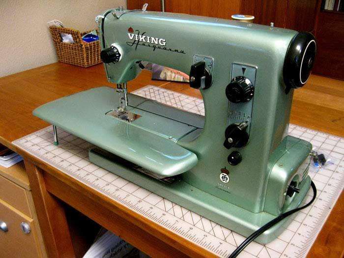 Husqvarna Viking: 14 моделей швейных машинок