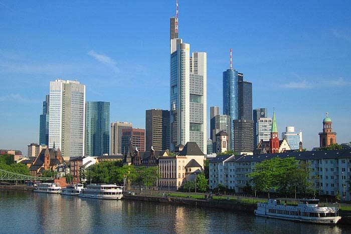 Столица Германии