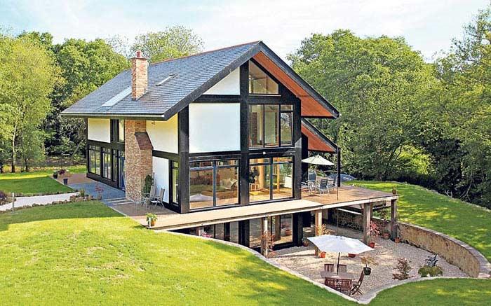 Дом в Хатфилде, Англия