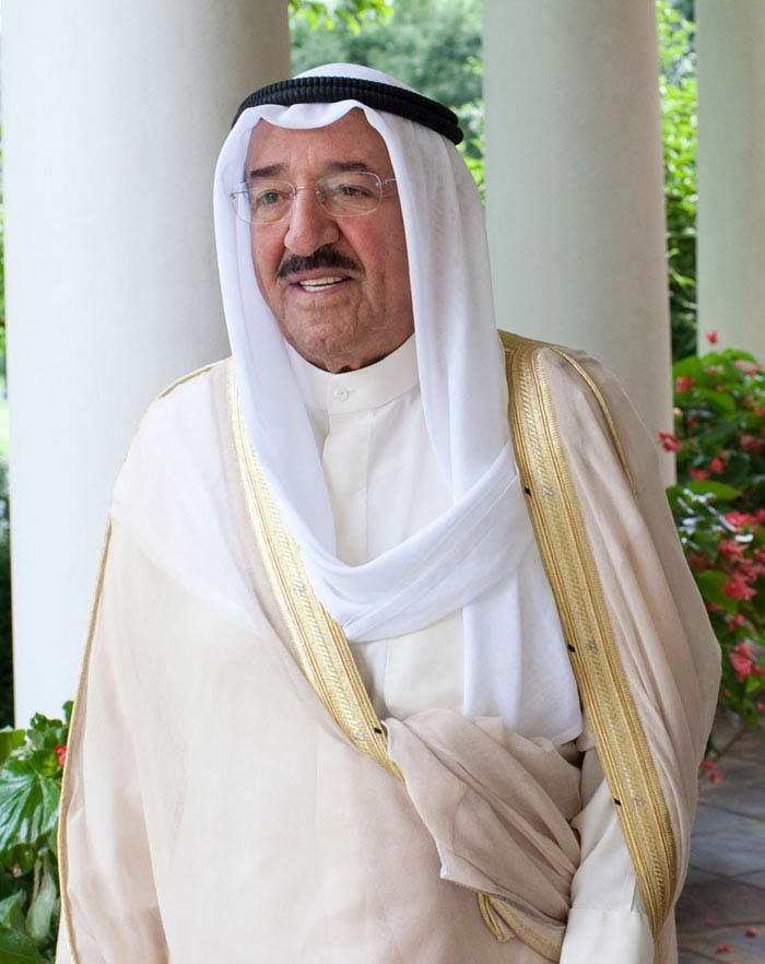 Шейх Сабах IV аль-Ахмед аль-Джабер ас-Сабах