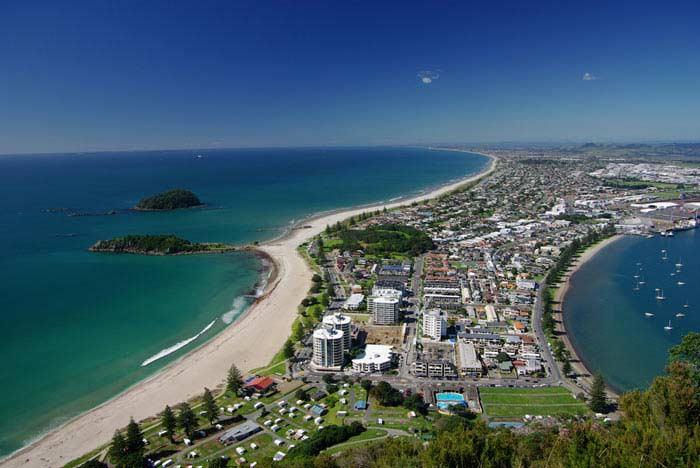 Новую Зеландию