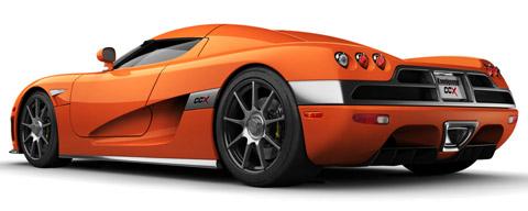Топ 10 самых быстрых автомобилей 2009-2010