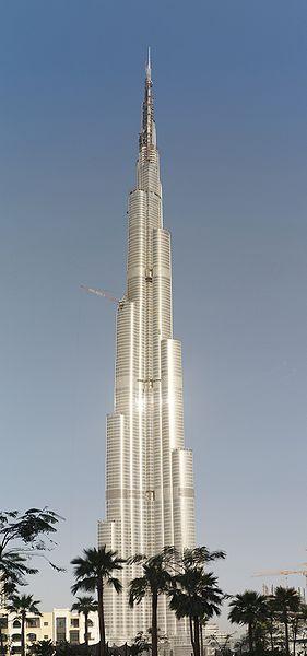 10 самых высоких сооружений в мире