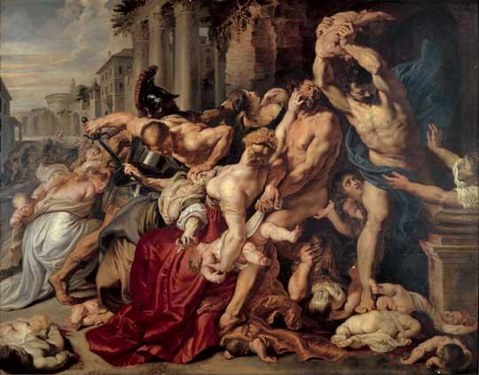 «Избиение младенцев» (The Massacre Of The Innocents)