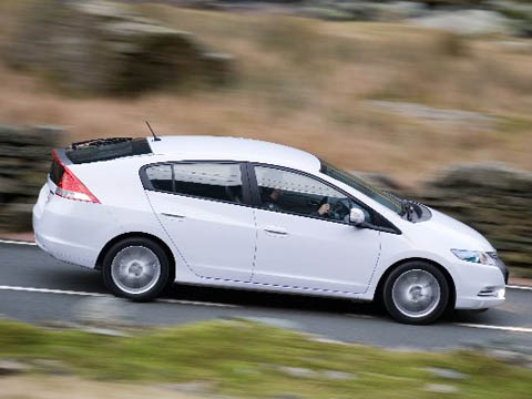 «Honda Insight» Hybrid2