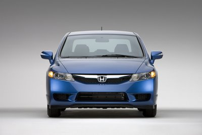 «Honda Civic» Hybrid3
